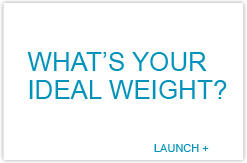 What Is Your Ideal Weight